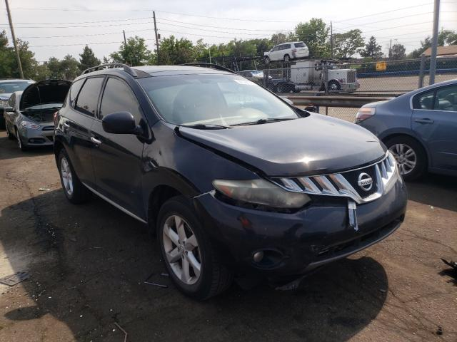Salvage cars for sale from Copart Denver, CO: 2010 Nissan Murano S