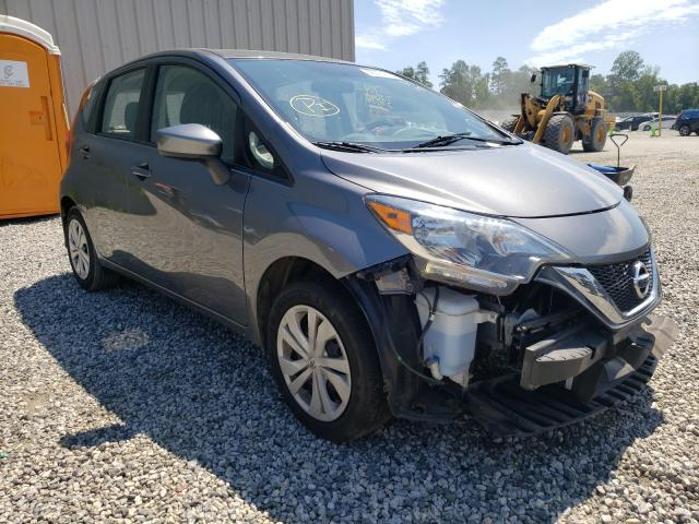 Vehiculos salvage en venta de Copart Spartanburg, SC: 2017 Nissan Versa Note