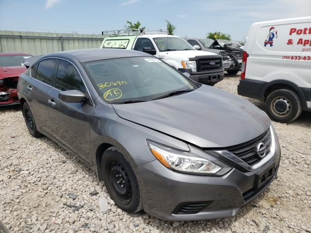 Salvage cars for sale from Copart Kansas City, KS: 2017 Nissan Altima 2.5
