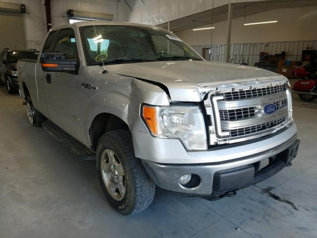 Salvage 2013 FORD F-150 - Small image. Lot 46482871