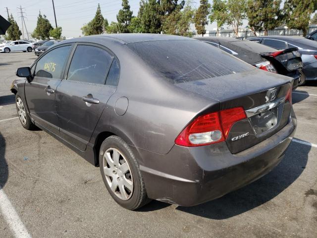 2010 HONDA CIVIC LX 19XFA1F53AE058676