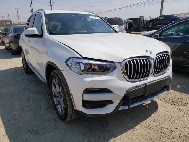 2021 BMW X3 SDRIVE3 5UXTY3C07M9F21173