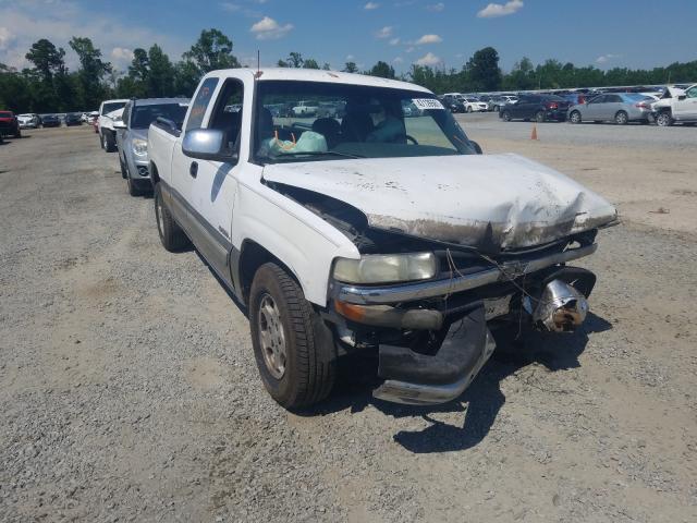 Chevrolet Silverado salvage cars for sale: 2002 Chevrolet Silverado