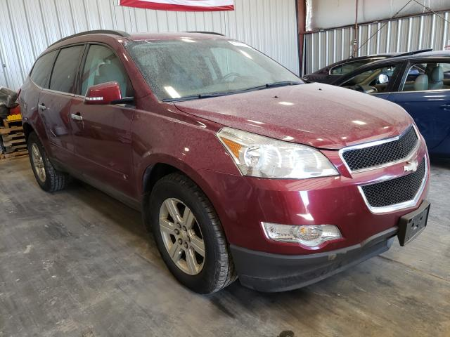 Salvage cars for sale from Copart Appleton, WI: 2010 Chevrolet Traverse L