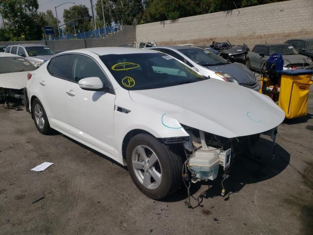 Salvage cars for sale from Copart Colton, CA: 2014 KIA Optima LX