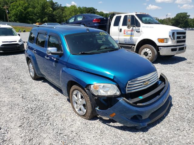 Salvage cars for sale from Copart Gastonia, NC: 2009 Chevrolet HHR LT