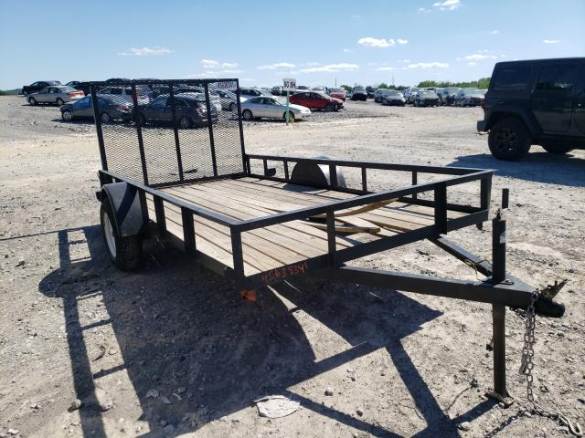 Trail King salvage cars for sale: 2020 Trail King Utility