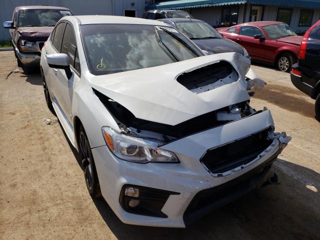 Salvage cars for sale from Copart Pekin, IL: 2018 Subaru WRX