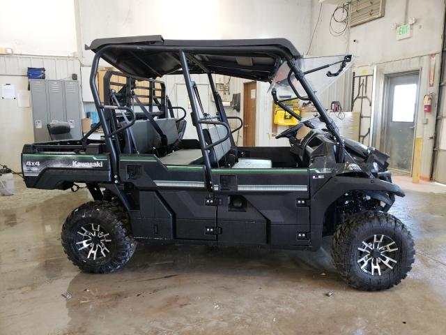 Salvage cars for sale from Copart Columbia, MO: 2021 Kawasaki KAF820 C