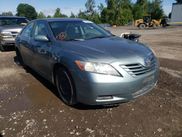 Salvage 2007 TOYOTA CAMRY - Small image. Lot 43920051