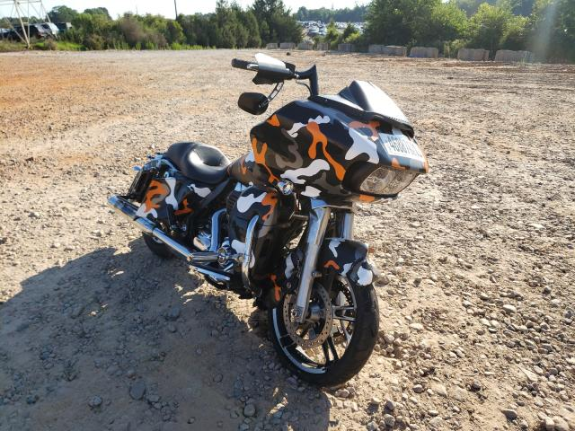 Salvage cars for sale from Copart China Grove, NC: 2015 Harley-Davidson Fltrx Road