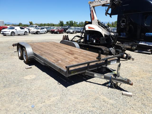 Salvage cars for sale from Copart Anderson, CA: 2017 ITM Utility