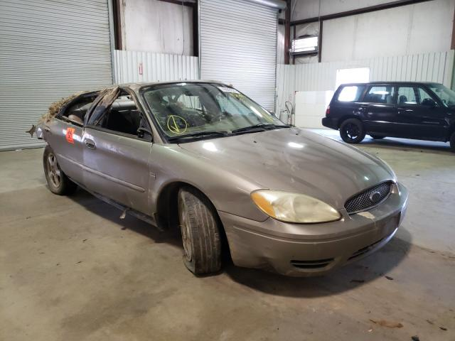 Salvage cars for sale from Copart Lufkin, TX: 2004 Ford Taurus SES