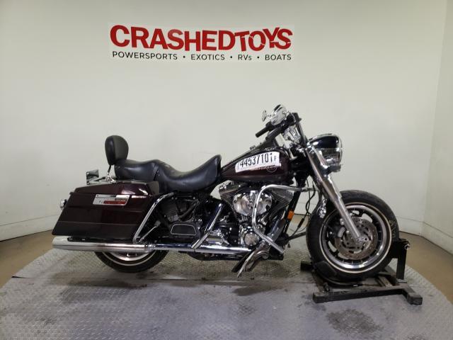 Vehiculos salvage en venta de Copart Dallas, TX: 2006 Harley-Davidson Flhri