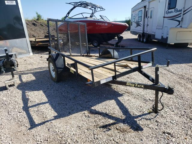 Big Tex salvage cars for sale: 2016 Big Tex Utility Trailer