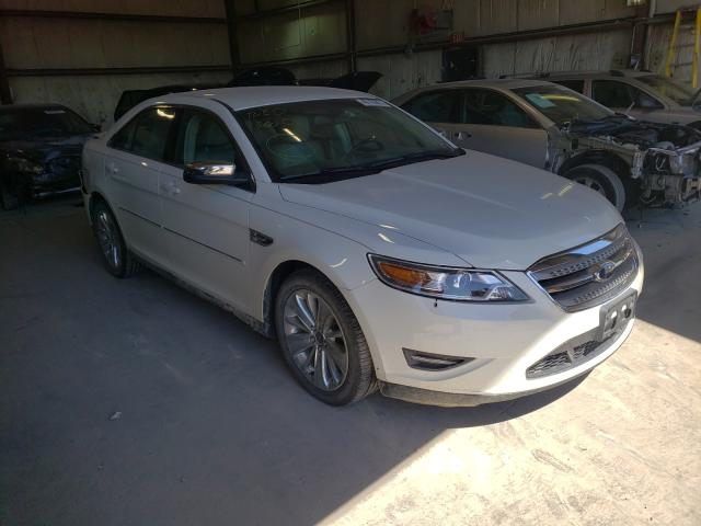 Salvage cars for sale from Copart Eldridge, IA: 2010 Ford Taurus LIM