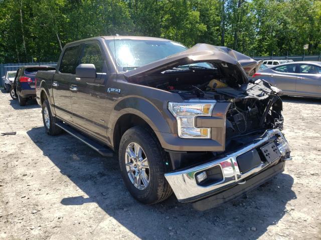 2015 Ford F150 Super en venta en Candia, NH