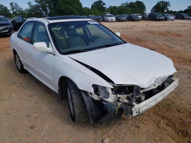 Vehiculos salvage en venta de Copart China Grove, NC: 2002 Honda Accord EX