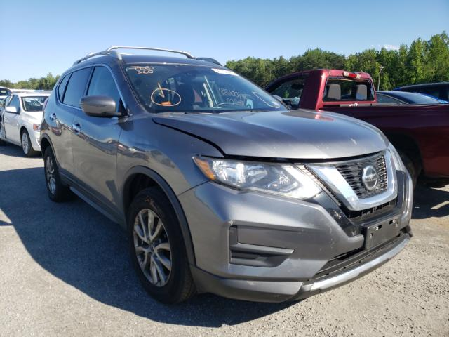 Salvage cars for sale from Copart Fredericksburg, VA: 2019 Nissan Rogue S