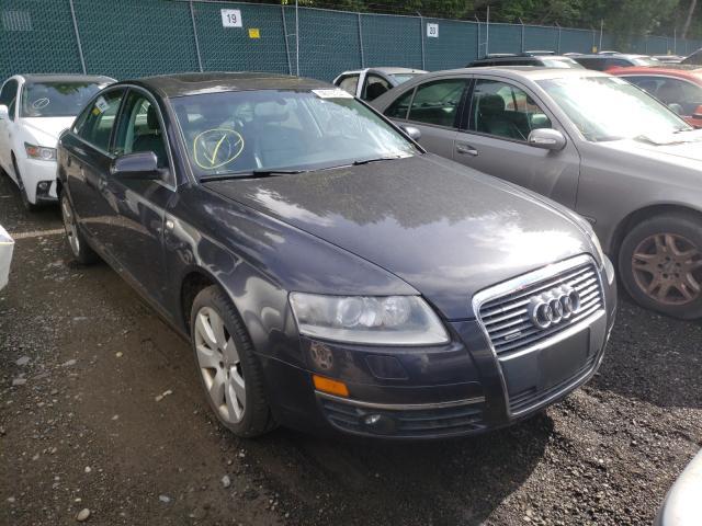 Vehiculos salvage en venta de Copart Graham, WA: 2005 Audi A6 3.2 Quattro