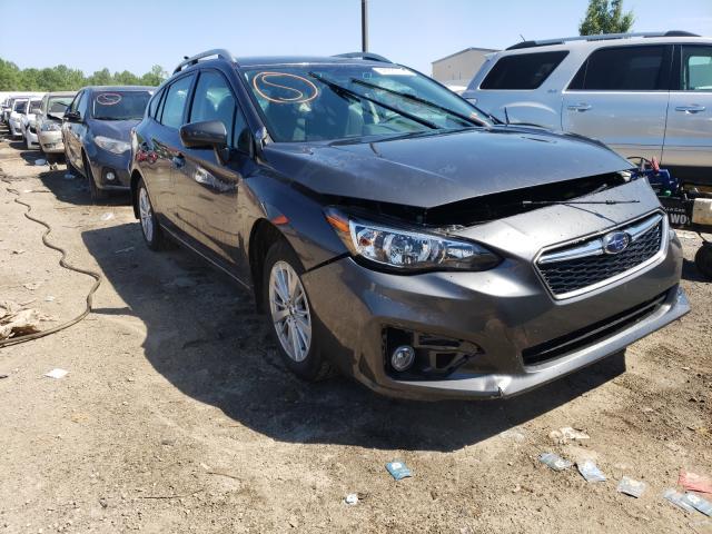 Salvage cars for sale from Copart Louisville, KY: 2018 Subaru Impreza PR