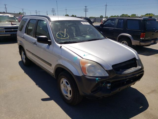 Salvage cars for sale from Copart Nampa, ID: 2002 Honda CR-V LX