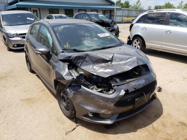 Salvage cars for sale from Copart Pekin, IL: 2019 Ford Fiesta ST