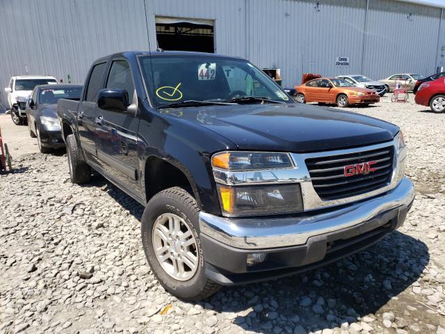 GMC Vehiculos salvage en venta: 2012 GMC Canyon