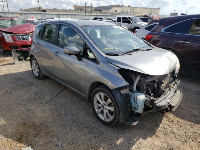 Vehiculos salvage en venta de Copart Mercedes, TX: 2015 Nissan Versa Note