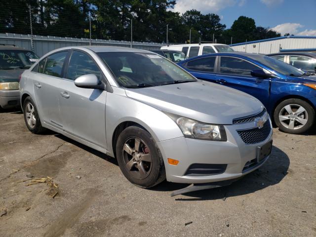 Vehiculos salvage en venta de Copart Austell, GA: 2012 Chevrolet Cruze LT