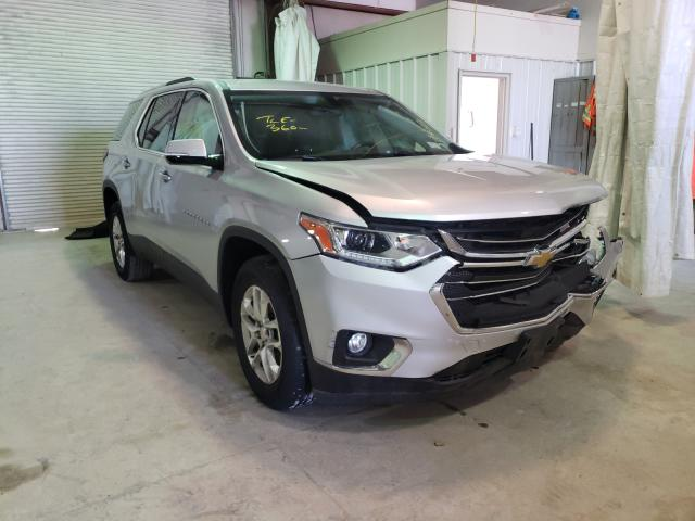 Salvage cars for sale from Copart Leroy, NY: 2018 Chevrolet Traverse L