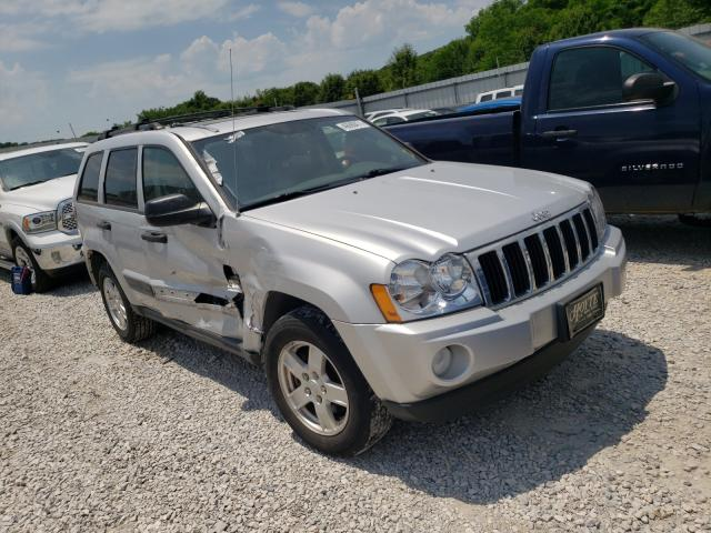 Salvage cars for sale from Copart Prairie Grove, AR: 2005 Jeep Grand Cherokee