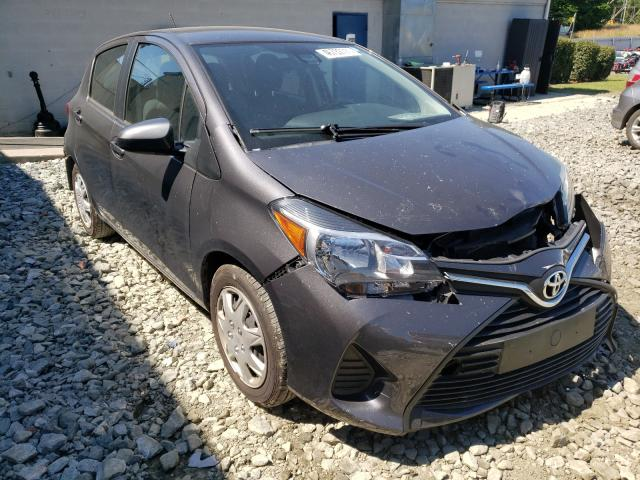 Toyota salvage cars for sale: 2017 Toyota Yaris L