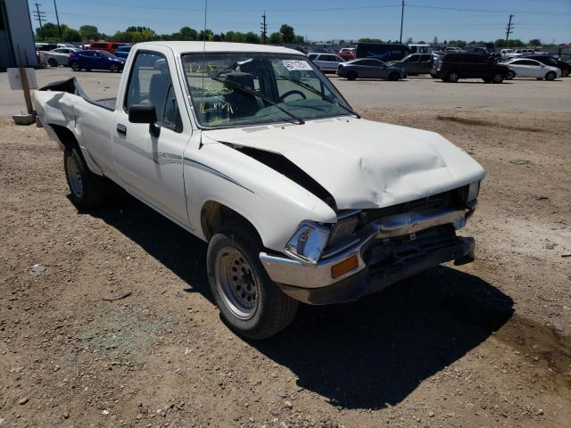 Salvage cars for sale from Copart Nampa, ID: 1991 Toyota Pickup