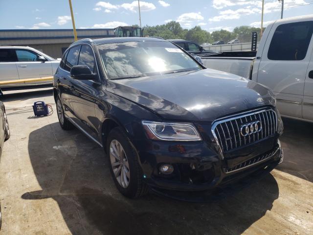 Audi Q5 Premium salvage cars for sale: 2014 Audi Q5 Premium