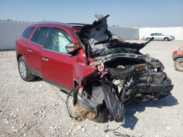 Salvage cars for sale from Copart Greenwood, NE: 2012 Buick Enclave