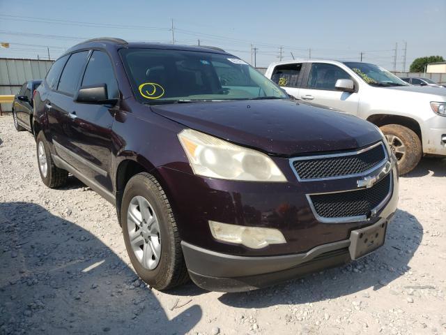 Vehiculos salvage en venta de Copart Haslet, TX: 2009 Chevrolet Traverse L