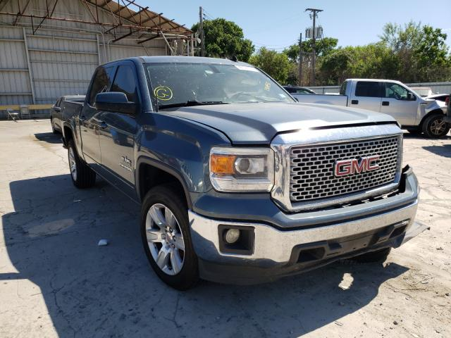 Salvage cars for sale from Copart Corpus Christi, TX: 2014 GMC Sierra C15