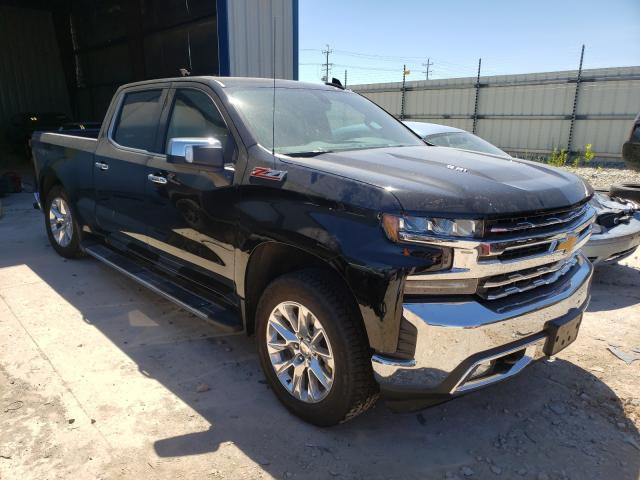 Salvage cars for sale from Copart Appleton, WI: 2020 Chevrolet Silverado