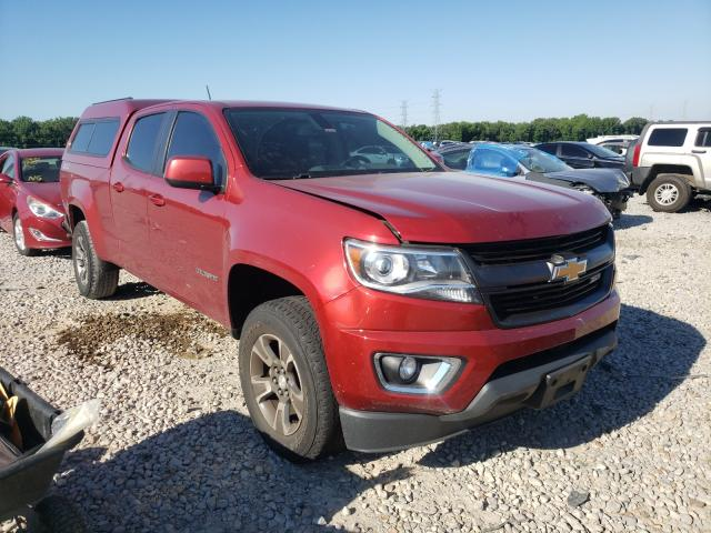 Salvage cars for sale from Copart Memphis, TN: 2015 Chevrolet Colorado Z