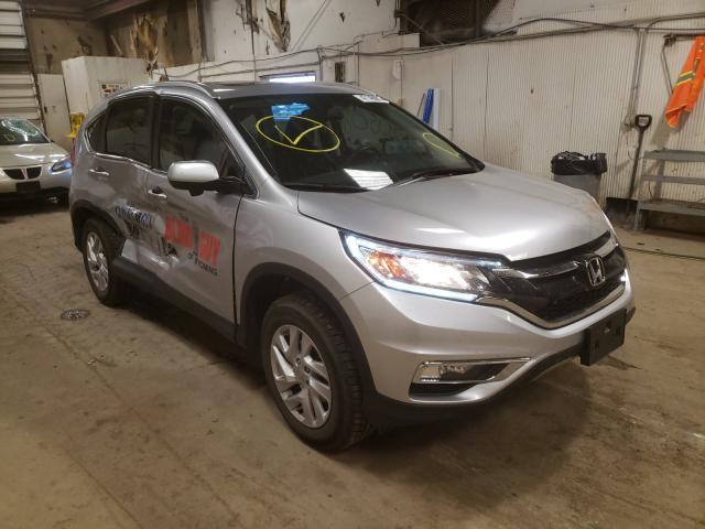 2015 Honda CR-V EXL for sale in Casper, WY