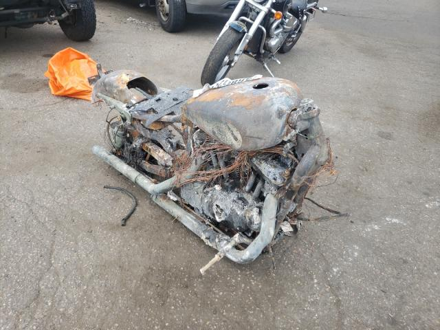 Salvage cars for sale from Copart Denver, CO: 2008 Harley-Davidson XL1200 C A
