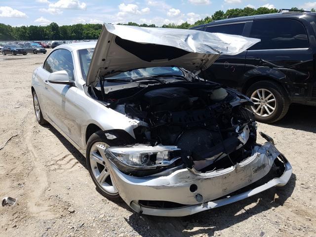 Vehiculos salvage en venta de Copart Glassboro, NJ: 2014 BMW 428 XI