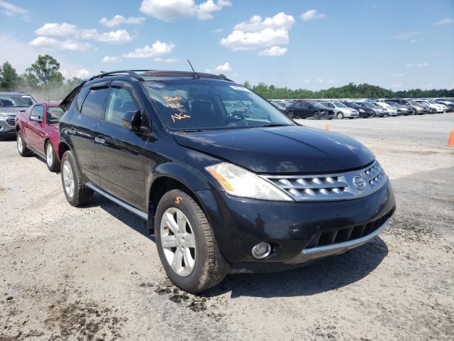 Nissan Vehiculos salvage en venta: 2006 Nissan Murano SL