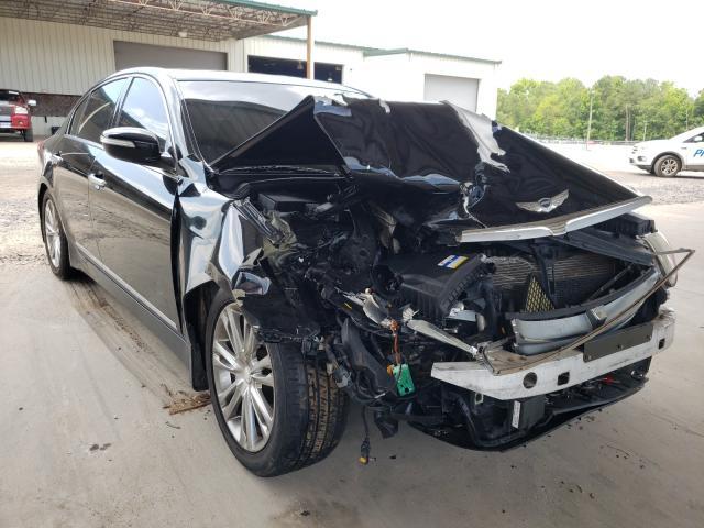 Hyundai salvage cars for sale: 2012 Hyundai Genesis 4