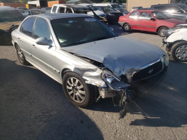 Salvage cars for sale from Copart Bridgeton, MO: 2005 Hyundai Sonata GLS