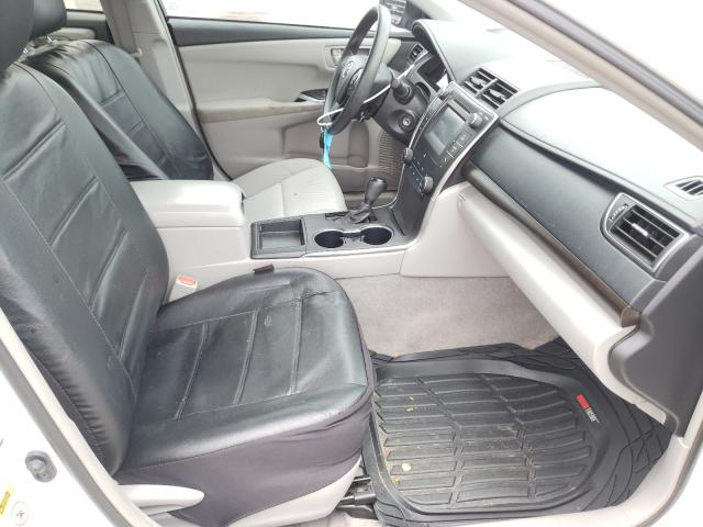 2016 TOYOTA CAMRY LE 4T4BF1FK5GR527090