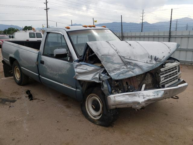 Salvage cars for sale from Copart Colorado Springs, CO: 1988 Chevrolet GMT-400 C2