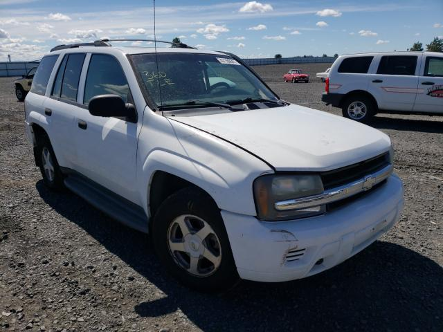 Salvage cars for sale from Copart Airway Heights, WA: 2004 Chevrolet Trailblazer