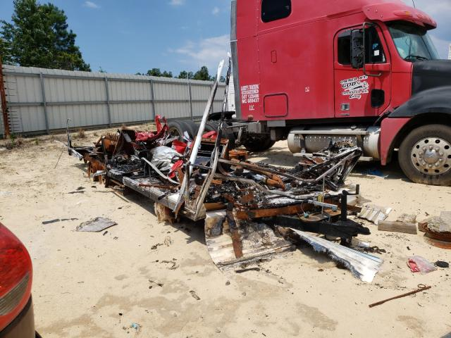Salvage cars for sale from Copart Gaston, SC: 1996 Miscellaneous Equipment Trailer